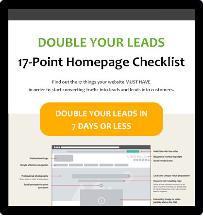 17 Point Website Conversion Checklist Download